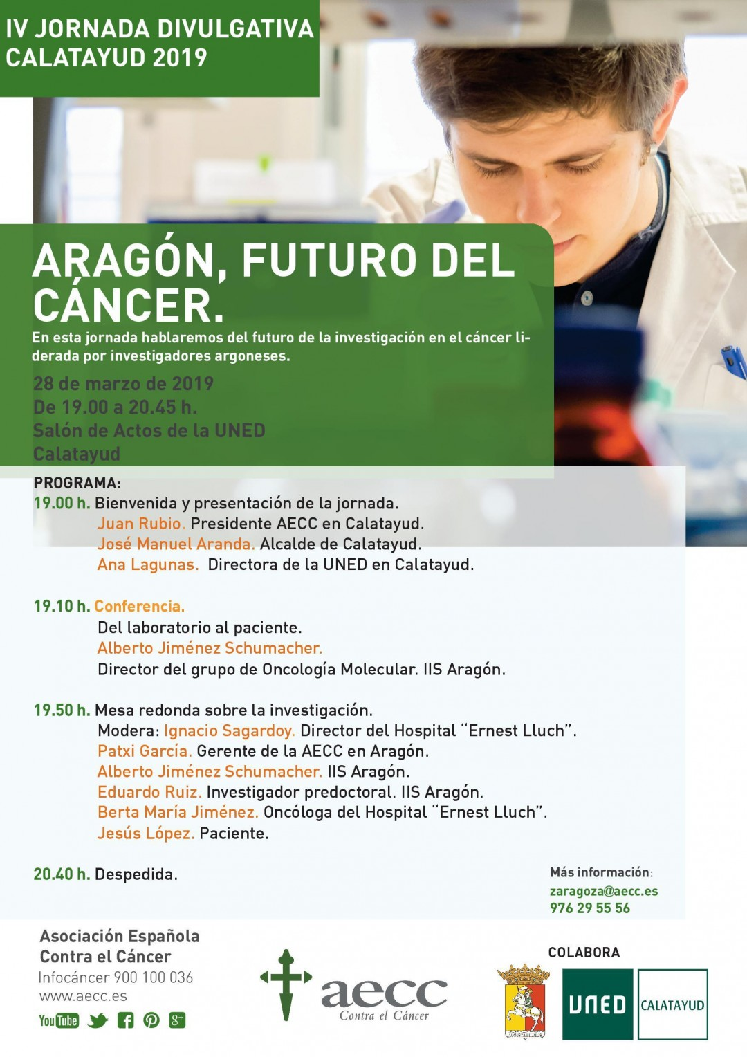 cancer jornada